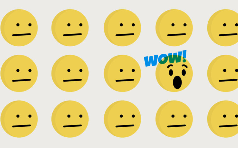 How to create 'wow moments' in your product