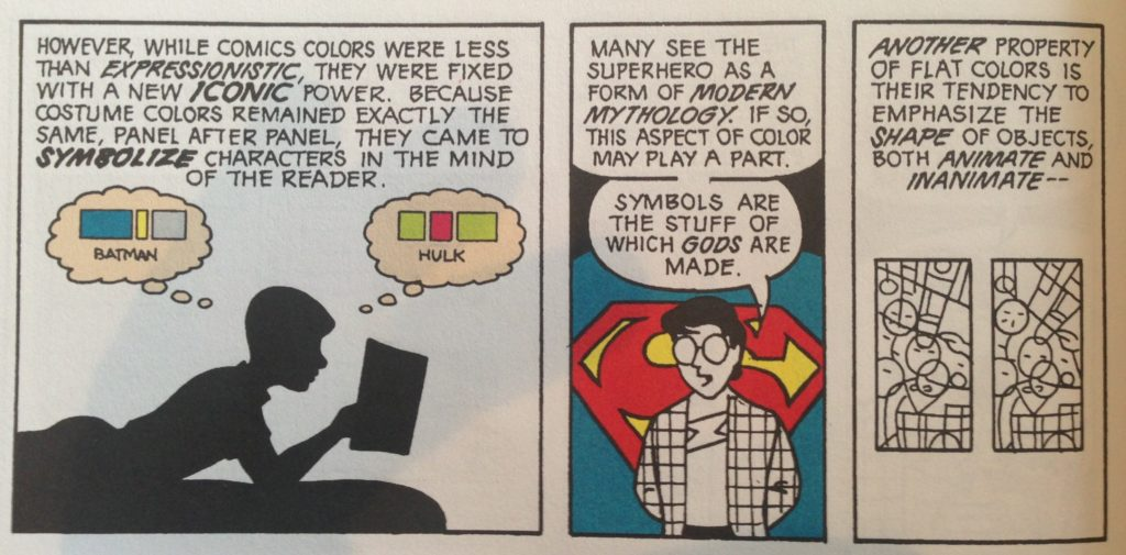 comic book color theory - Color Theory Book