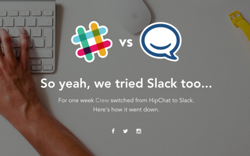 The tool isn't the problem: Why Slack isn't causing your communication problem