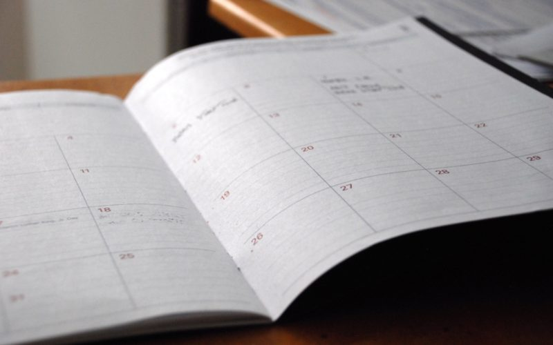 Why you need a clear, concise content calendar (and how to make one)