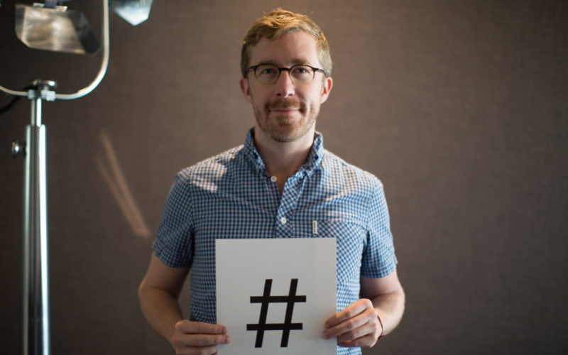 Chris Messina on creating the hashtag, keeping the web free, and the evolution of communication