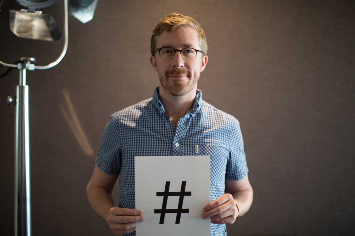 The Inventor of the Hashtag Talks New Media